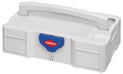 Мини-систейнер TANOS® пустой KNIPEX 97 90 00LE, KN-979000LE, 7092 руб., KN-979000LE, KNIPEX, Наборы инструментов и комплектующих
