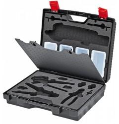 Чемодан с инструментом для фотогальваники, MC3 (Multi-Contact) KNIPEX 97 91 02LE, KN-979102LE, 11930 руб., KN-979102LE, KNIPEX, Наборы инструментов и комплектующих