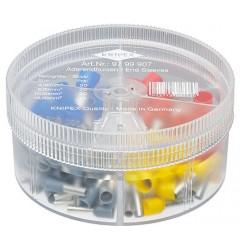 Коробка для хранения контактных гильз KNIPEX 97 99 907, KN-9799907, 962 руб., KN-9799907, , Кабельные Наконечники