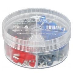 Коробка для хранения контактных гильз KNIPEX 97 99 908, KN-9799908, 962 руб., KN-9799908, , Кабельные Наконечники