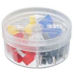 Коробка для хранения контактных гильз KNIPEX 97 99 909, KN-9799909, 962 руб., KN-9799909, , Кабельные Наконечники