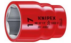 Торцовая головка для винтов с шестигранной головкой KNIPEX 98 37 16, KN-983716, 2308 руб., KN-983716, KNIPEX, Электробезопасный инструмент 1000в