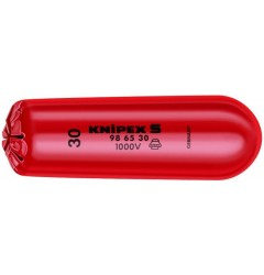 Колпачок изолирующий самофиксирующийся 98 65 10, KN-986510, 694 руб., KN-986510, KNIPEX,  Электробезопасный инструмент 1000в
