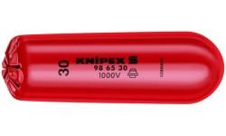 Колпачок изолирующий самофиксирующийся 98 65 10, KN-986510, 0 руб., KN-986510, KNIPEX, Электробезопасный инструмент 1000в