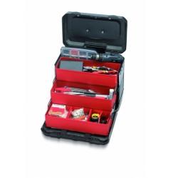 EVOLUTION чемодан с выдвижными ящиками, PA-2012520981, 67574 руб., PA-2012520981, PARAT,  Чемоданы на колесиках