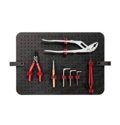 Перфорированная панель, PA-497000171, 1284 руб., PA-497000171, PARAT,  Вставки и держатели инструмента для чемоданов
