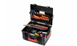 PARAPRO чемодан для инструментов, на колесиках, PA-6582500391, 78548 руб., PA-6582500391, PARAT, Сумки Чемоданы PARAT
