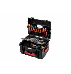 PARAPRO чемодан для инструментов, на колесиках, PA-6582501391, 68501 руб., PA-6582501391, PARAT,  Чемоданы