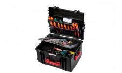 PARAPRO чемодан для инструментов, на колесиках, PA-6582501391, 84339 руб., PA-6582501391, PARAT, Чемоданы