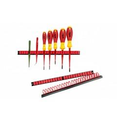Планки с зажимами, PA-802000981, 1322 руб., PA-802000981, PARAT, Вставки и держатели инструмента для чемоданов
