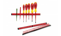 Планки с зажимами, PA-802000981, 1416 руб., PA-802000981, PARAT, Вставки и держатели инструмента для чемоданов