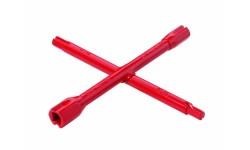 Крестовидный  сантехнический ключ 181 201 2, RE-1812012, 3918 руб., RE-1812012, RENNSTEIG, Специальный инструмент