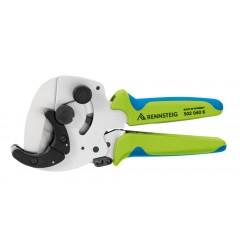 Ножницы для композитных и пластиковых труб, с трещоточным механизмом 502 040 6, RE-5020406, 8820 руб., RE-5020406, RENNSTEIG,  Специальный инструмент