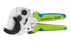 Ножницы для композитных и пластиковых труб, с трещоточным механизмом 502 040 6, RE-5020406, 11700 руб., RE-5020406, RENNSTEIG, Специальный инструмент
