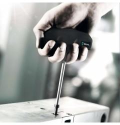 489 R Поперечная ручка с патроном Rapidaptor 013390, WE-013390, 2053 руб., WE-013390, WERA, Ручки Битодержатели, Переходники