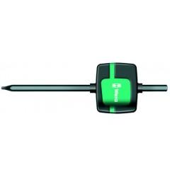 1267 B TORX® Комбинированный флажковый ключ 026370, WE-026370, 583 руб., WE-026370, WERA, Флажковые ключи