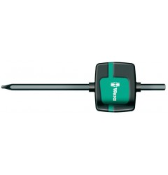 1267 B TORX® Комбинированный флажковый ключ 026373, WE-026373, 563 руб., WE-026373, WERA,  Флажковые ключи