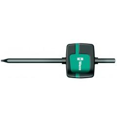 1267 B TORX® Комбинированный флажковый ключ 026374, WE-026374, 569 руб., WE-026374, WERA,  Флажковые ключи