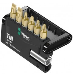 Mini-Check TiN PH 056285, WE-056285, 1125 руб., WE-056285, WERA,  Наборы бит WERA