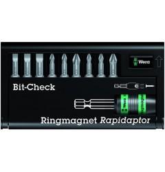8800-9/Tz Bit-Check Держатель Rapidaptor 056378, WE-056378, 0 руб., WE-056378, WERA,  Наборы бит WERA