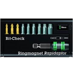 8855/67-9 Bit-Check Держатель Rapidaptor 056388, WE-056388, 0 руб., WE-056388, WERA,  Наборы бит WERA