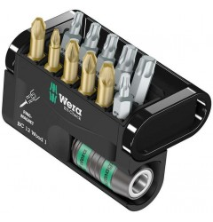 Bit-Check 12 Wood 1 WERA 057423, WE-057423, 3150 руб., WE-057423, , Новинки WERA