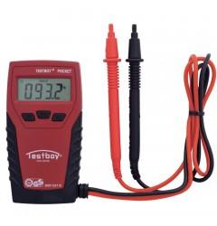Карманный мультиметр с жк-дисплеем TESTBOY Pocket, , 6390 руб., TESTBOYPocket, TESTBOY, АКЦИЯ