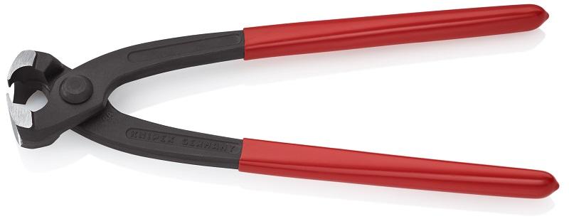 KNIPEX, KN-1099I220, Клещи для хомутов с ушками KNIPEX KN-1099I220