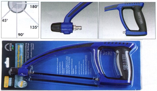 HEYCO, HE-50816120000, Мини-ножовка по металлу HE-50816120000