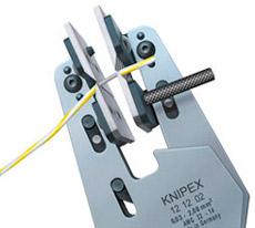 KNIPEX, KN-121210, Прецизионный инструмент для удаления изоляции 12 12 10